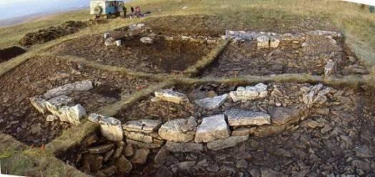 Неизвестная цивилизация в предгорьях Эльбруса