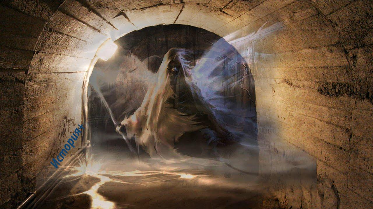 Тайные подземные пещеры Санкт-Петербурга