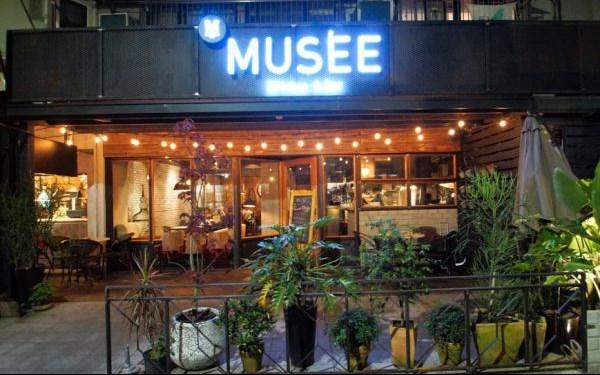 Musee Kitchen & Bar 餐酒館-臺北美食推薦《瘋臺灣臺北民宿網》