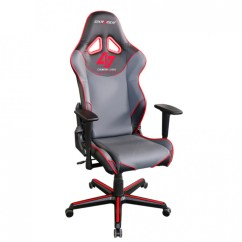 Dxracer Gaming Chairs Scoop Back Dining Chair With Knocker Racing Counter Logic Edition Taipei