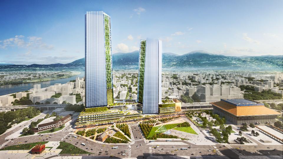 雙子星大樓 | Taipei Lives