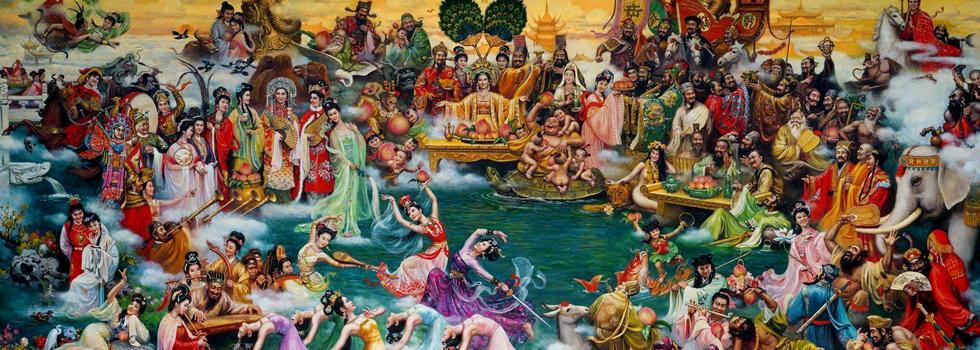 Image result for taoist pantheon of deities