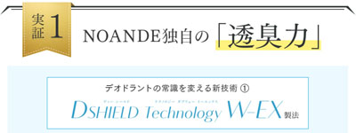 DSHIELD Technology W-EX