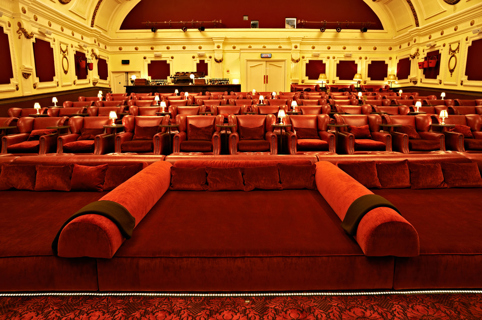 Valentines Day Date At The Electric Cinema London