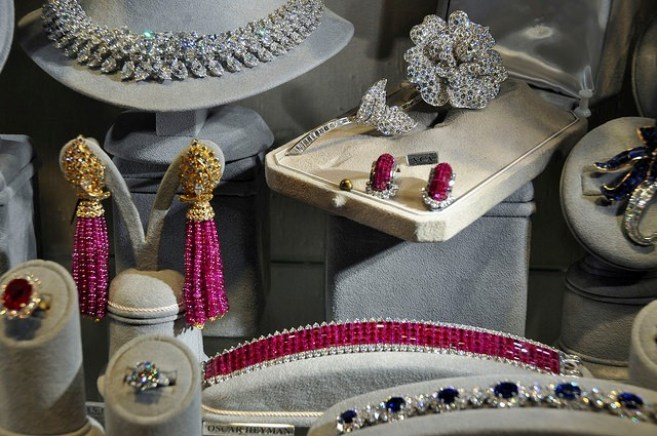 Antique Over Modern Jewellery
