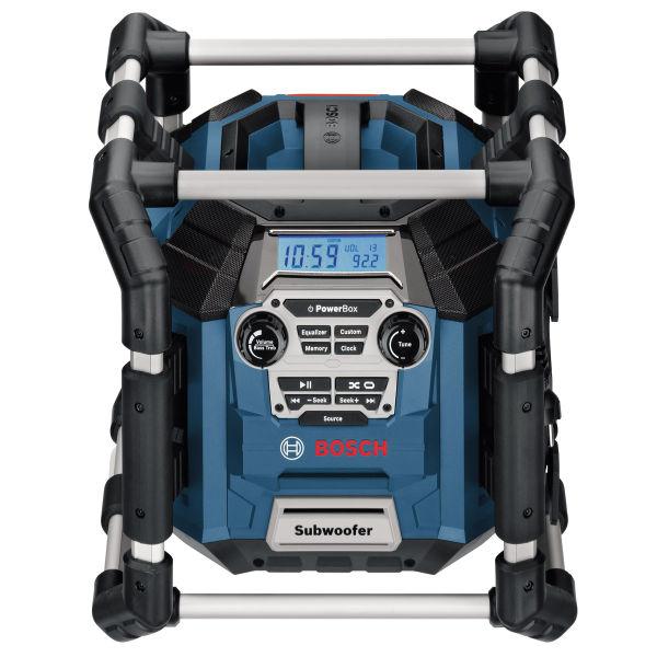 Töömaa raadio Bosch GML 20