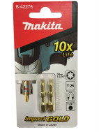 Löögikindel otsak TORX T10 30mm 2tk Makita
