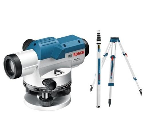 Optiline nivelliir Bosch GOL 26 D
