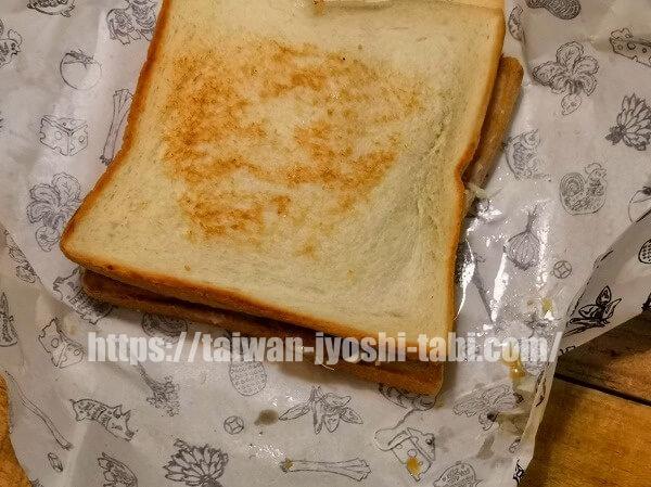 扶旺號 サンドイッチ