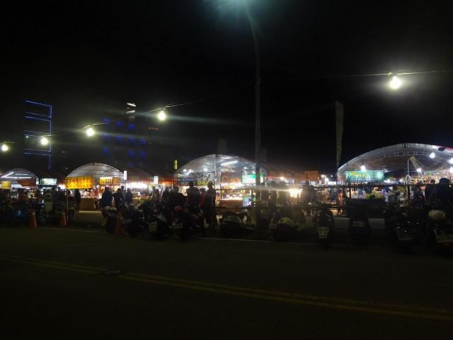 文澳観光夜市1