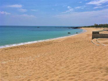 網垵口沙灘