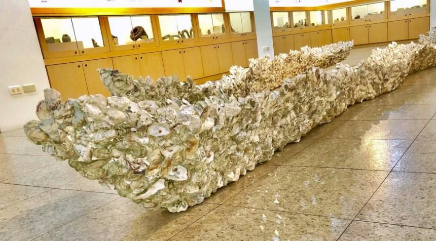 Taiwan Scene_MyTaiwanTour blog_tsung yeh arts and cultural center_The Ship of Shells