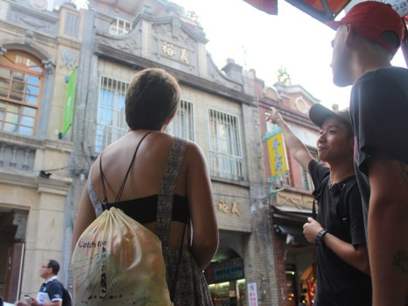 Experience the vintage Taipei with locals