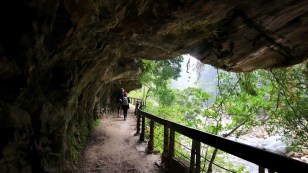 top 30 scenes of mytaiwantour_shakadang trail in taroko gorge