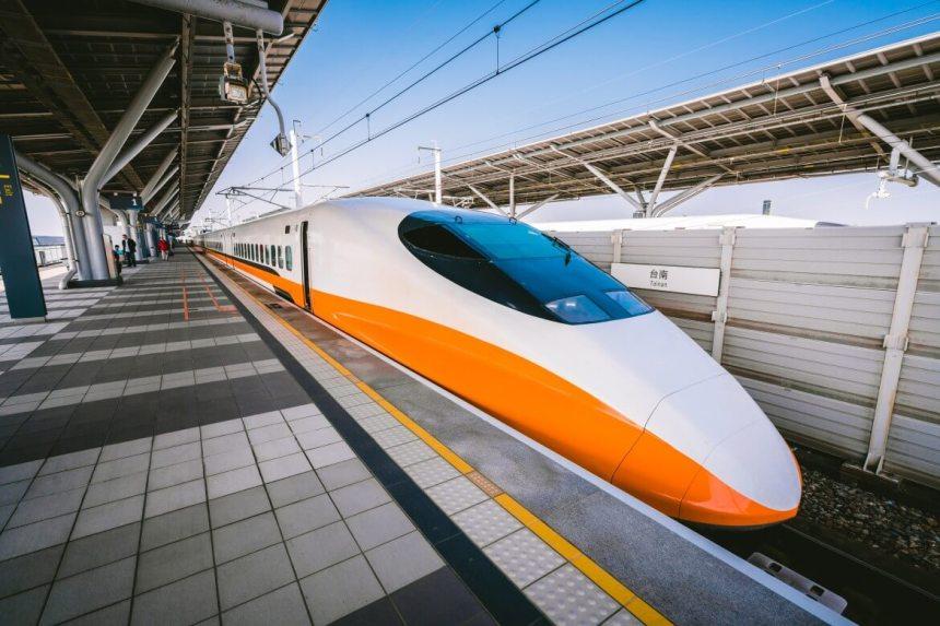 Taiwan Scene_MyTawianTour_High Speed Rail