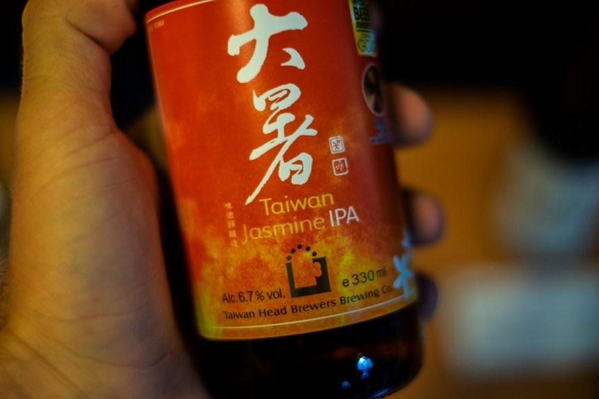 Taiwan Scene_MyTaiwanTour blog_Craft beer in Taiwan_Head Brewer_Dashu