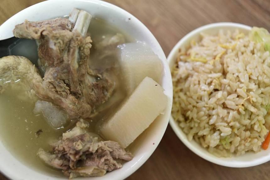 taiwan-scene-taipei-food-pork-rib-soup-原汁排骨湯