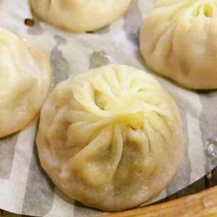Jin ji yuan offers bigger soup dumplings than other restaurants (image source: Taiwan Scene)