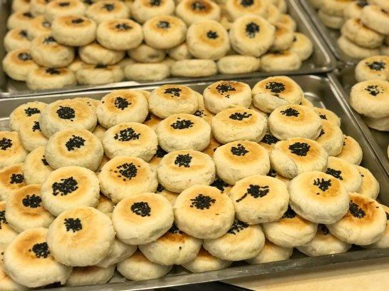 Puff Pastries of Jin ji yuan (image source: Taiwan Scene)