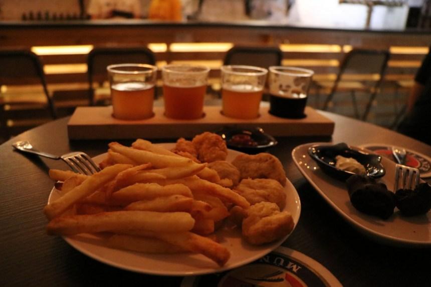 taipei-beercat-food