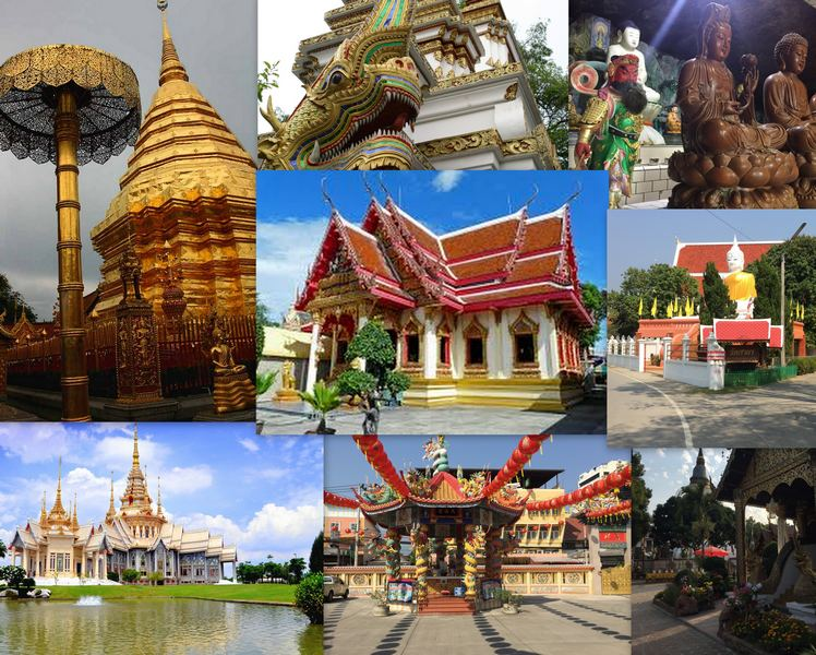 Taiwan_Scene_Thai_Temples