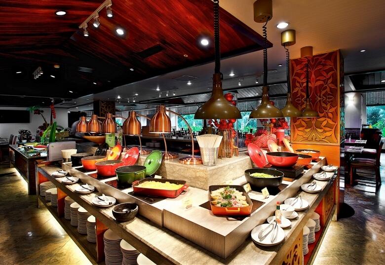 Hotel Royal Chihpen's buffet