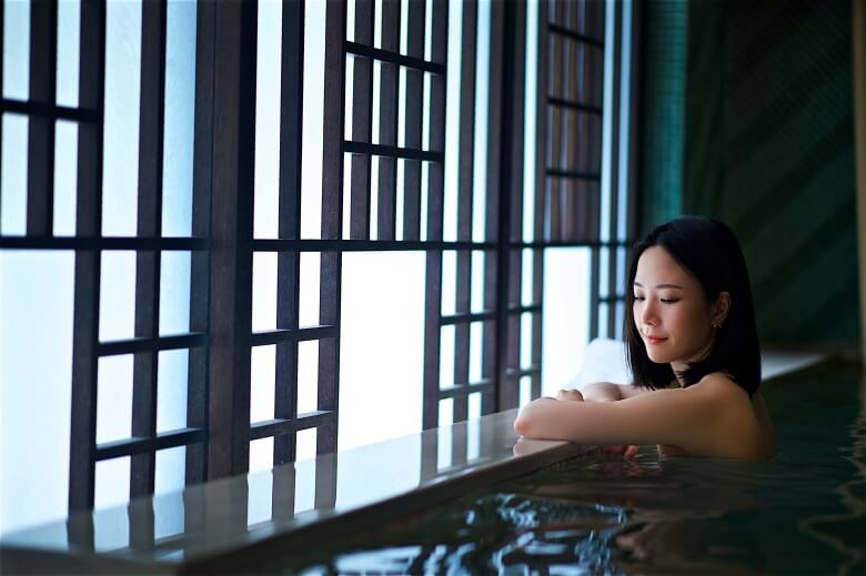 Hotel Royal Chihpen's hot spring pool
