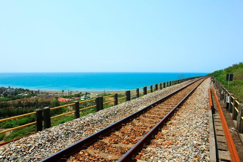 Fangshan old railway