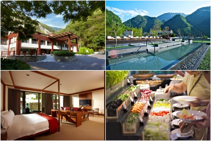 For person who is looking for a luxurious hotel in Taroko National Park, Silk Place Taroko will be your one-and-only choice.