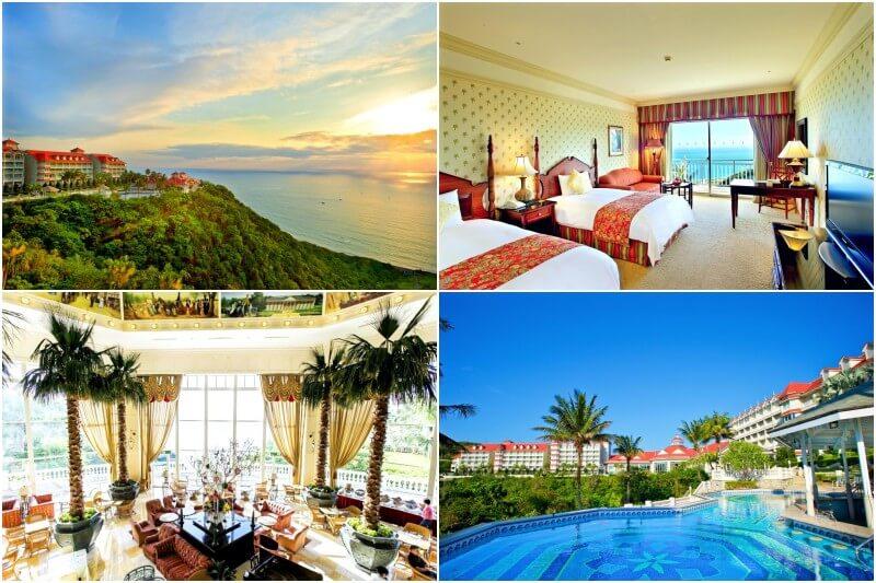 Seaside luxury hotel in Shoufeng Township (壽豐): Hualien Farglory Hotel