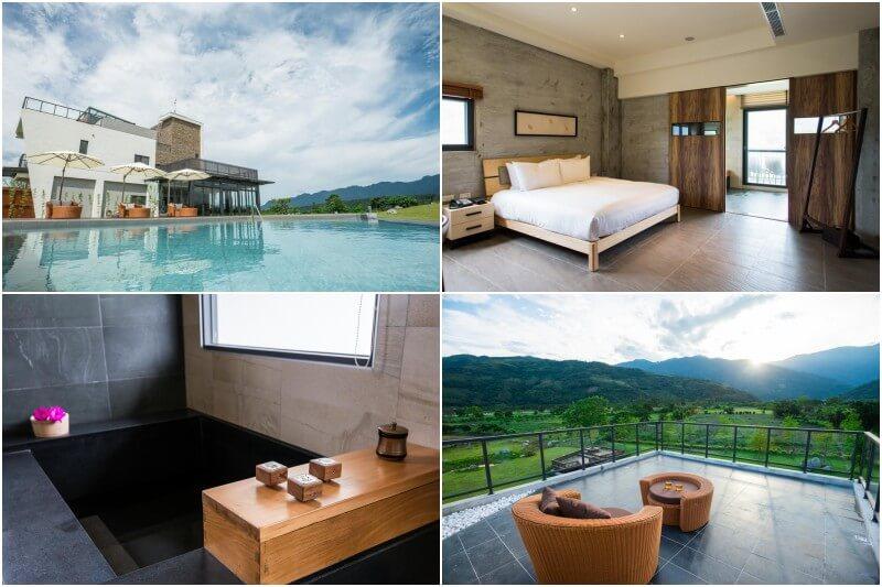Hot Spring hotel/B&B in Ruishui, Hualien: The Silence Manor