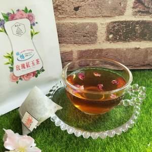 玫瑰紅玉紅茶