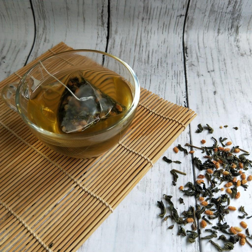 怎麼泡出最正統的玄米綠茶|玄米綠茶怎麼泡|買茶最推薦- 無可挑Tea