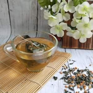 推薦玄米綠茶