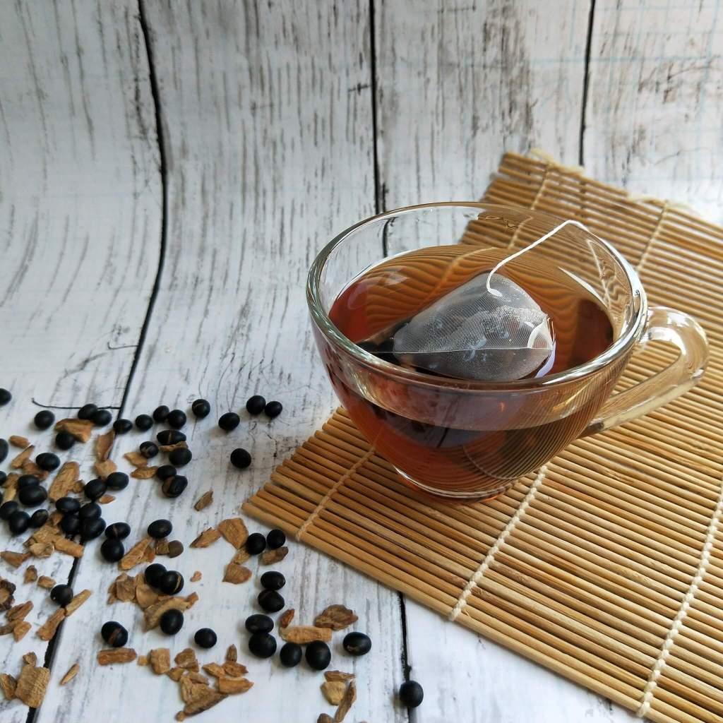 女人要美顏就靠它!黑豆牛蒡茶|買茶葉最推薦「無可挑Tea」