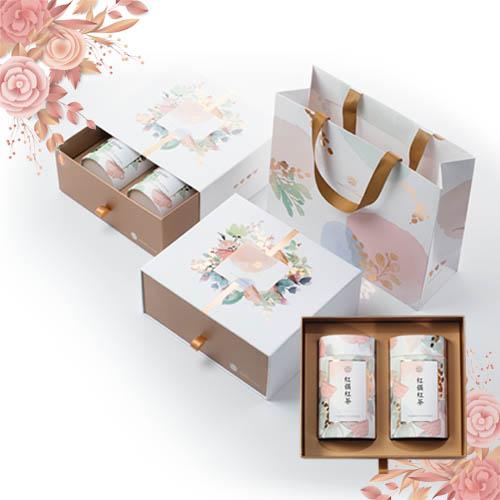 母親節禮盒送給媽媽喝茶