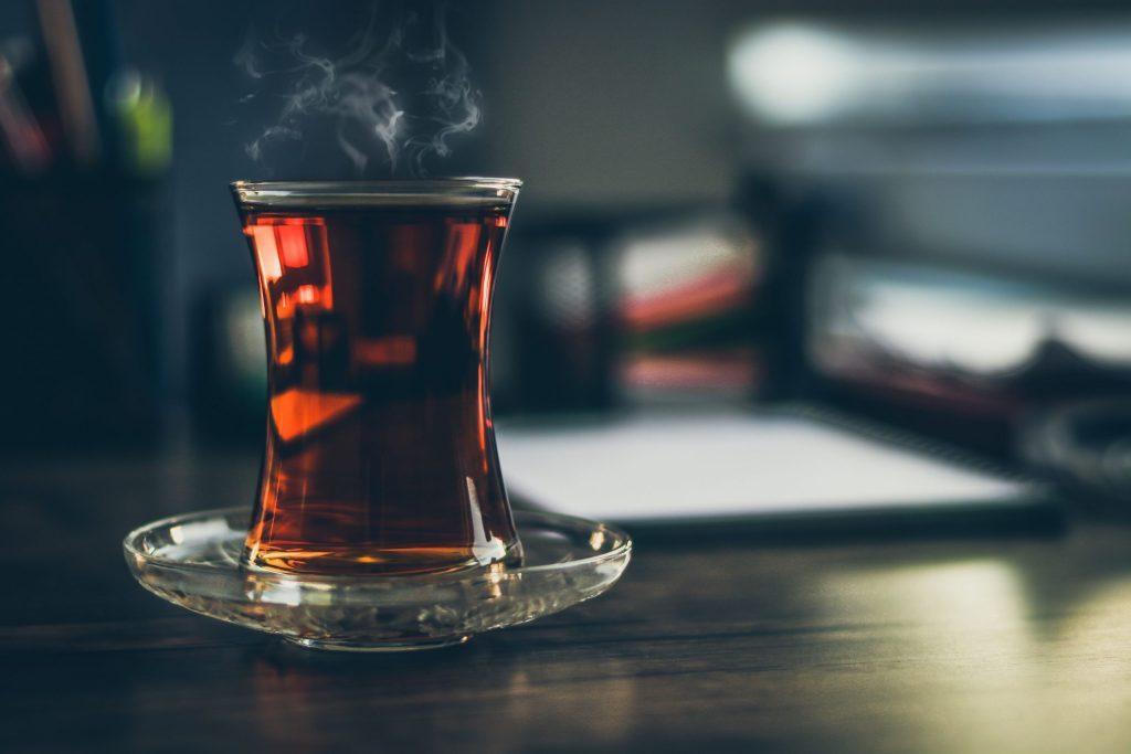 黑豆牛蒡母親節喝茶
