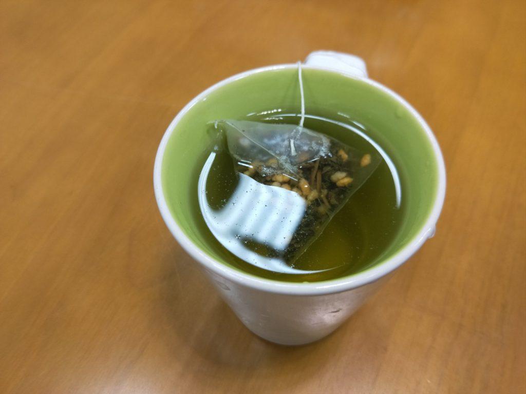 玄米綠茶如何泡