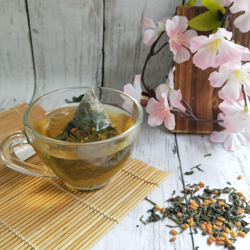 綠茶種類玄米綠茶介紹
