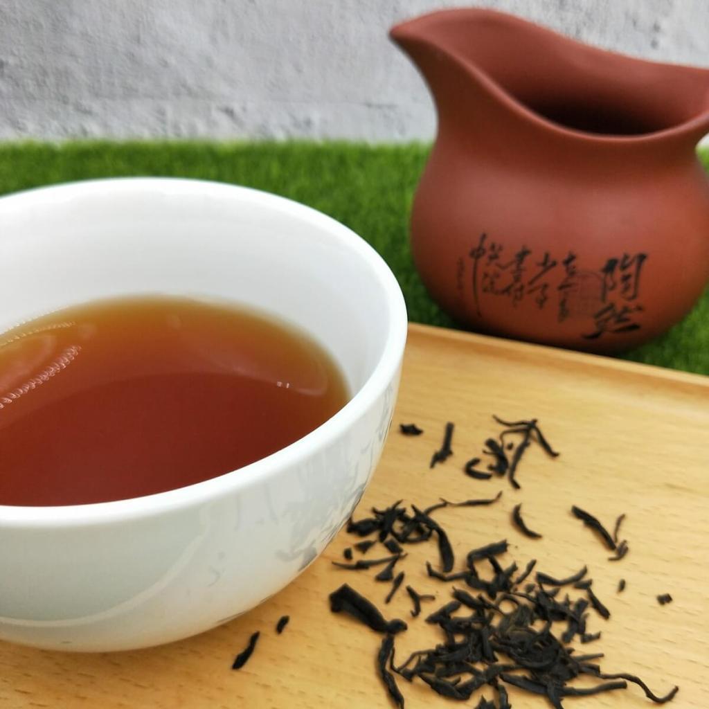 十大常喝茶類功效紅玉紅茶