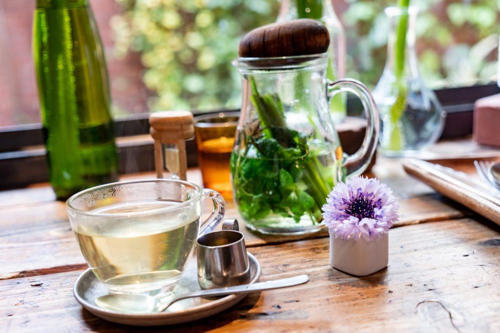十大常喝茶類功效綠茶