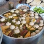 豐中炒麵蘿蔔糕│恰恰ㄟ菜頭粿。相傳50年,傳統懷舊的古早風味