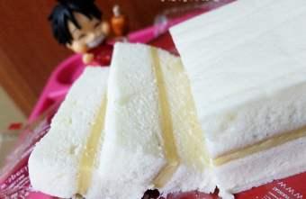 2015 12 05 132900 - 豐原在地人推薦的好吃甜點~寶才食品豆漿蛋糕,一開盒就有濃濃豆香氣,又綿又細的蛋糕讓人一吃難忘!