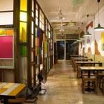 台中 忠孝夜市 泰好喝 平價美味的泰式料理 泰式奶茶 店面可愛有設計感