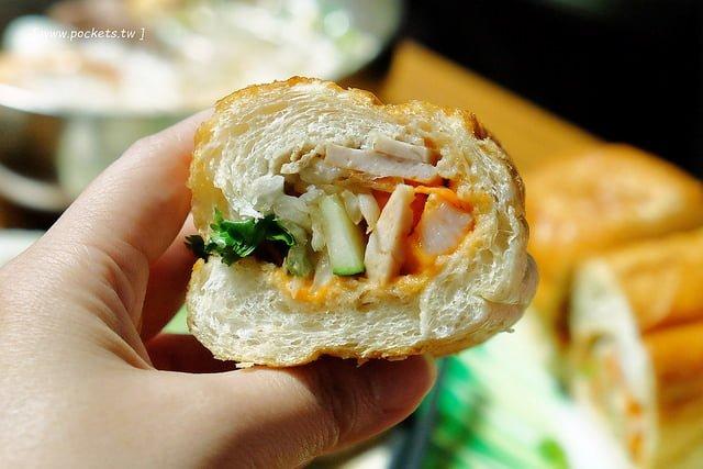 【台中南屯】娟越南小吃:隱藏在南屯市場內的越南料理店,內行人都知道的美食,好吃清爽又不貴,每天都有不同的越南限定