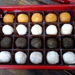 豐原麻糬│御之屋麻糬.傳承到第二代的軟Q麻糬,有甜有鹹,個個都是好滋味