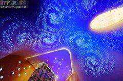 2016 12 20 120744 - 結合動態投影與音樂搭配的《2016台中國家歌劇院聖誕燈光秀》讓聖誕節活動增加更多浪漫又文藝的氣息啦~12/17-12/25每半小時免費展出喔!!