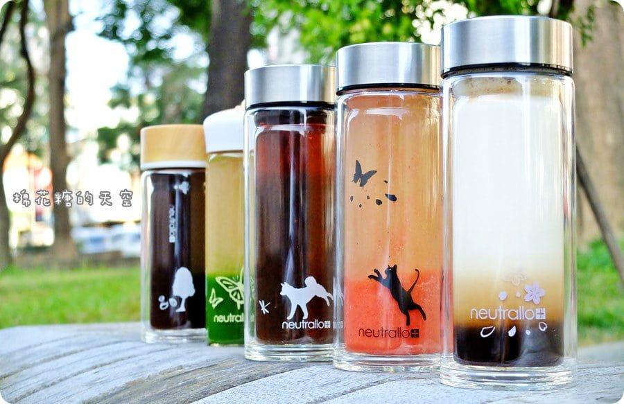 熱血採訪||風靡台中超美目木原覺雙層玻璃瓶出新造型啦!夢幻櫻花、萌萌貓狗、還有超氣質木質瓶蓋款耶!每週一款~IG一定會被洗版的啦~