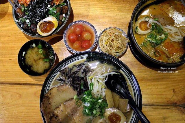 台中美食|台中拉麵|盡心亭--推薦的豚骨拉麵,C/P值高,近中國醫商圈@北區 中國醫