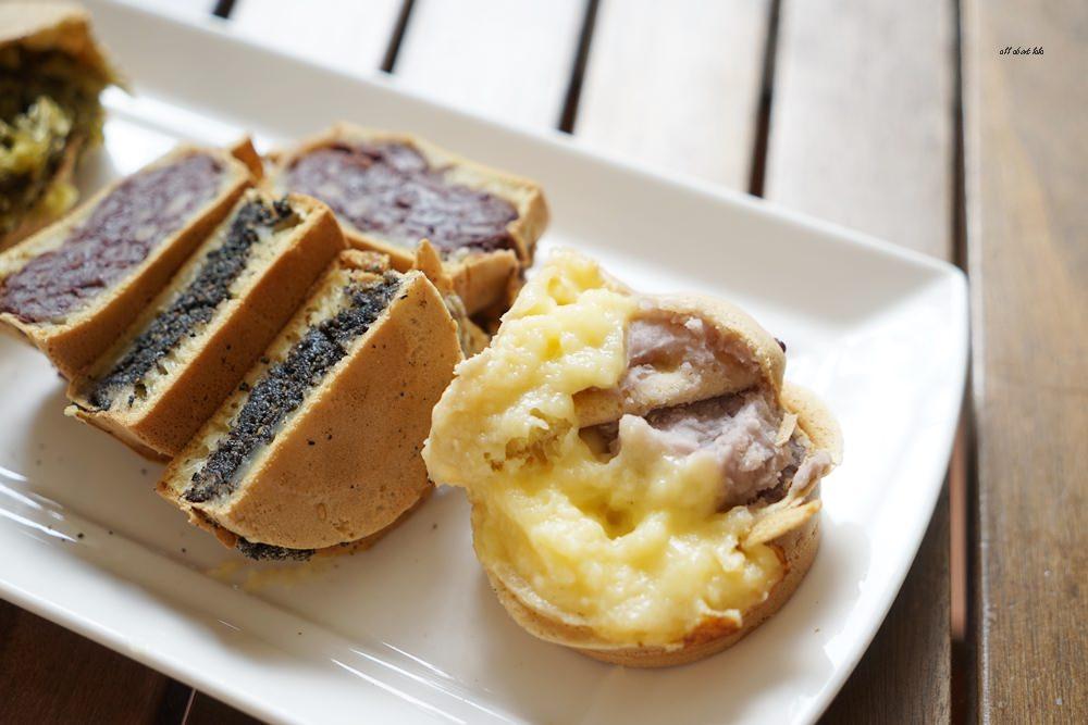 太平 小雅紅豆餅 多達15種口味的脆皮車輪餅 用愛心製作的人氣小吃